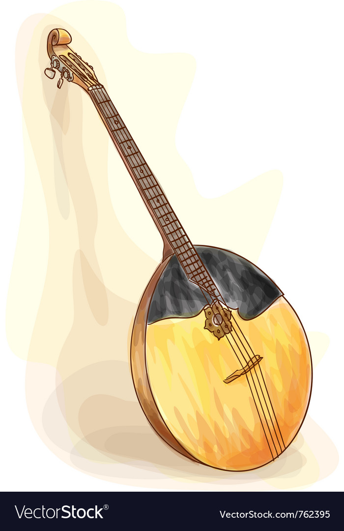Slavic traditional vector image