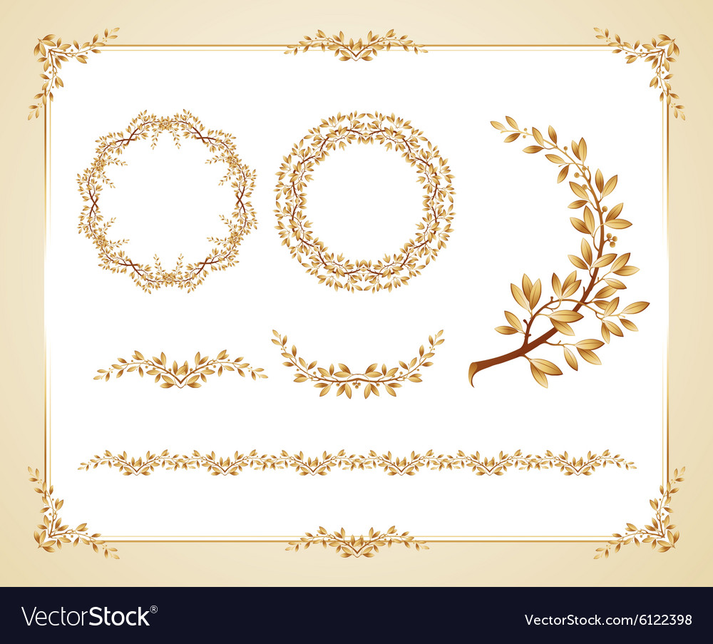 Certificate template royalty free vector image certificate template vector image yadclub Gallery