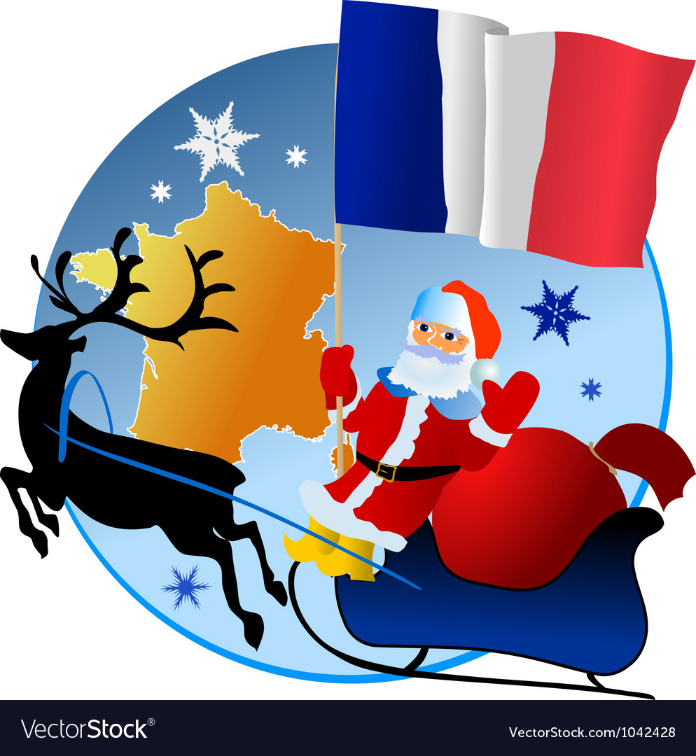 how to wish merry christmas in french