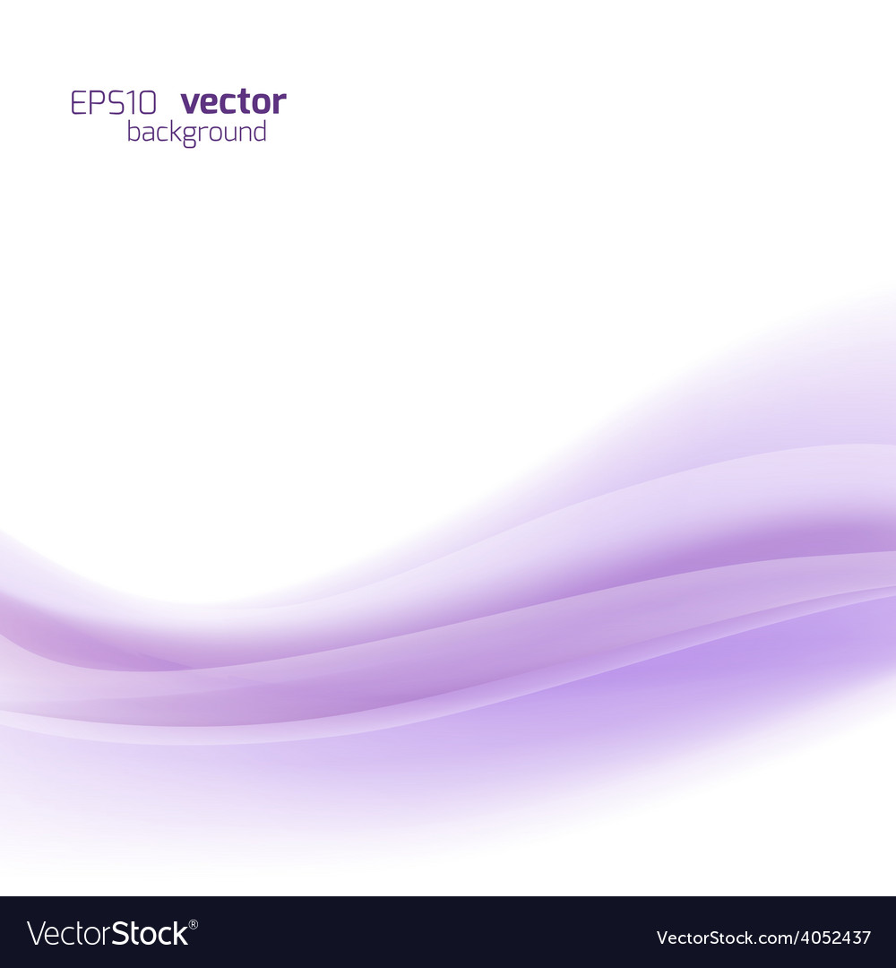 Violet template abstract background vector image