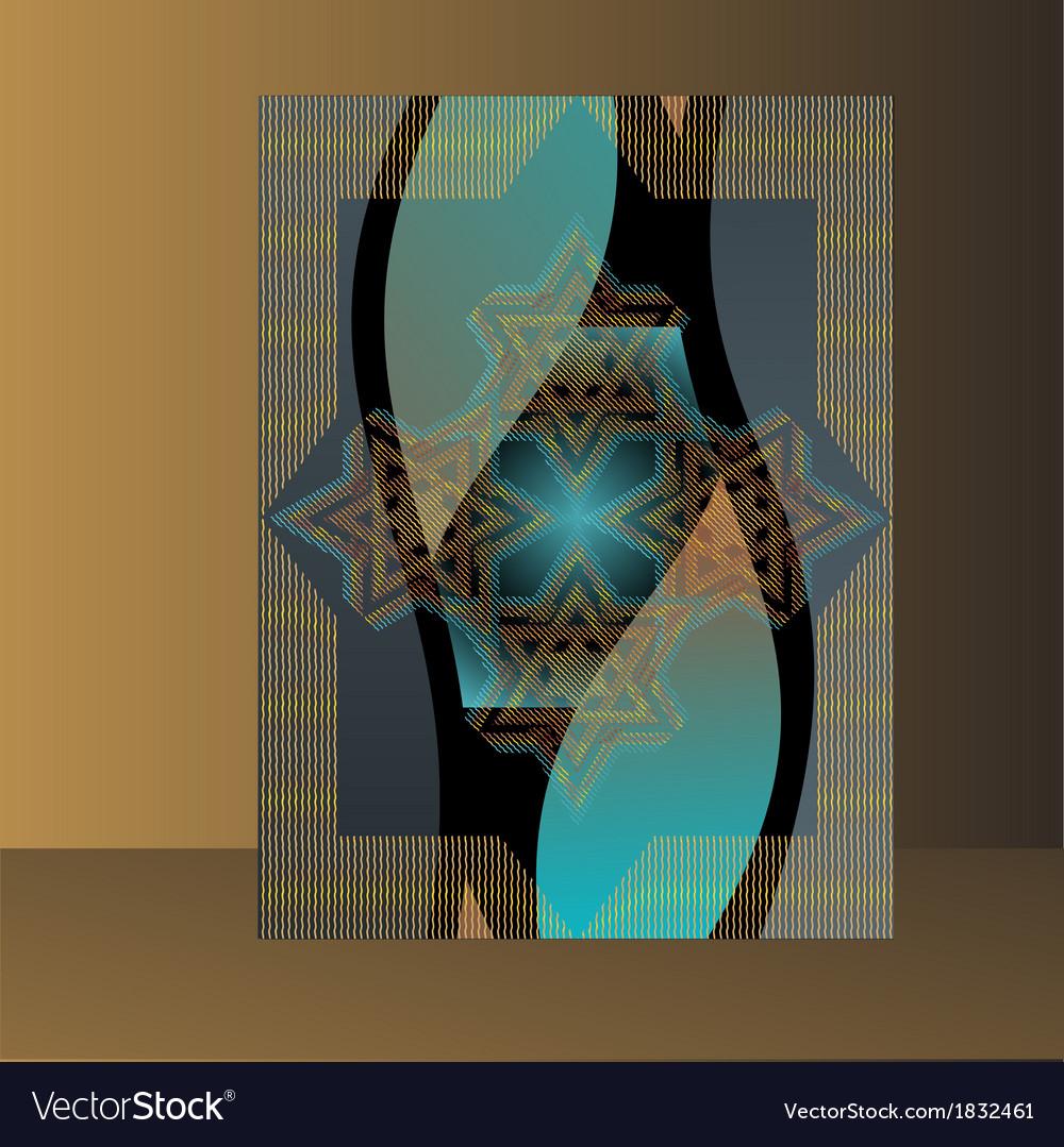 Book777 vector image