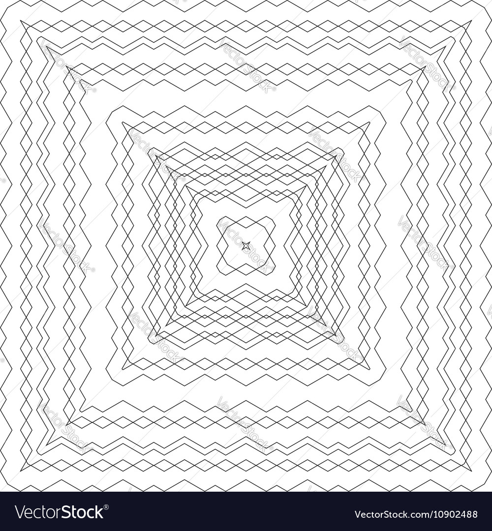 Stress coloring books - Coloring Book Page For Adult Anti Stress Coloring Vector Image