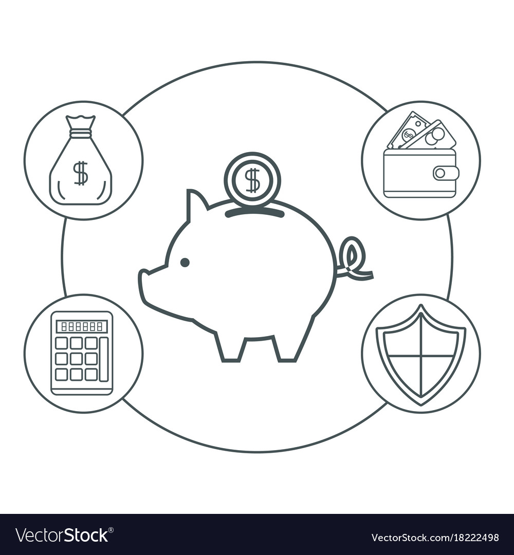 Money certificate of deposit royalty free vector image money certificate of deposit vector image 1betcityfo Images