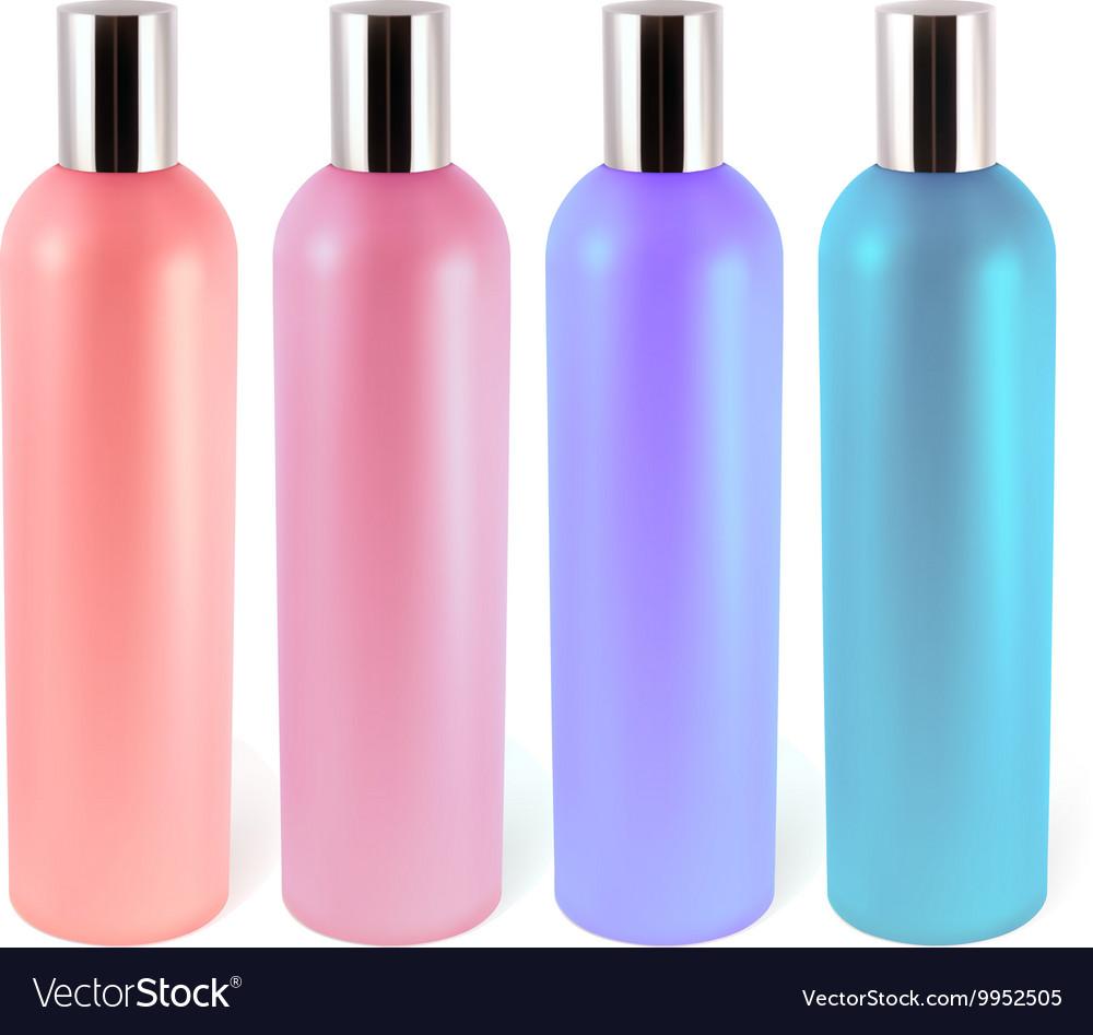Shampoo vector image