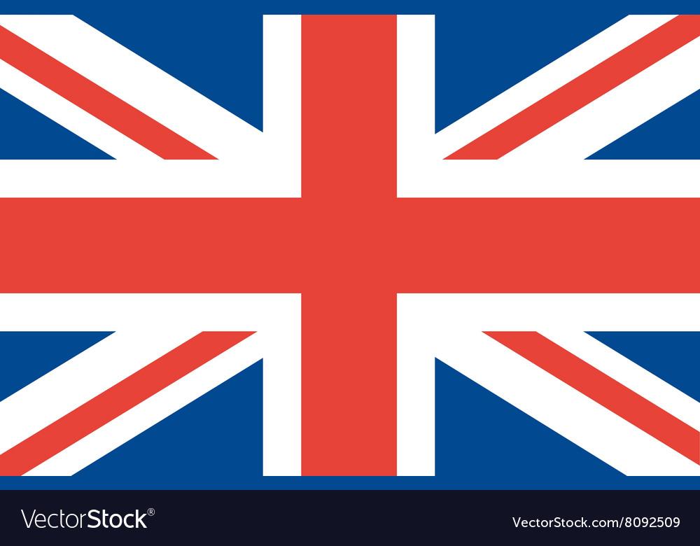 British-flag-380x400 vector image