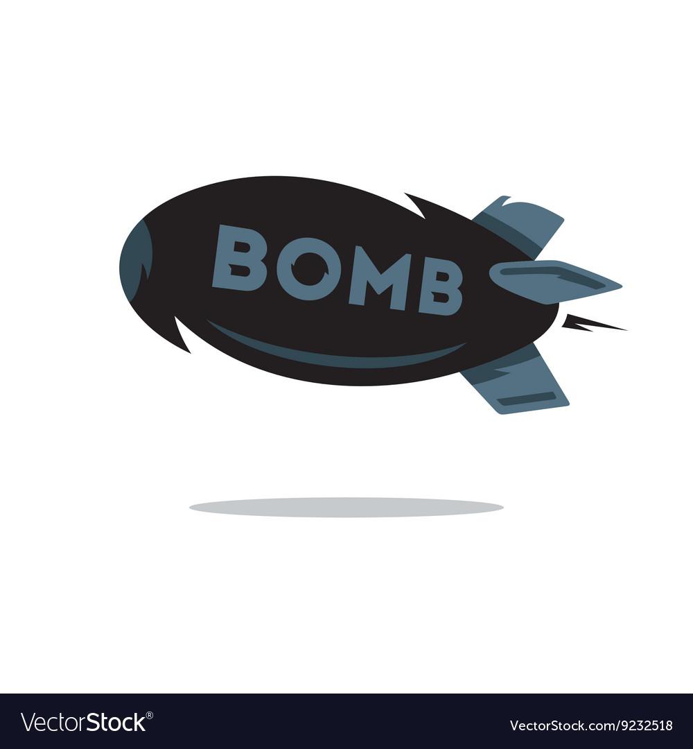 Bomb Cartoon vector image