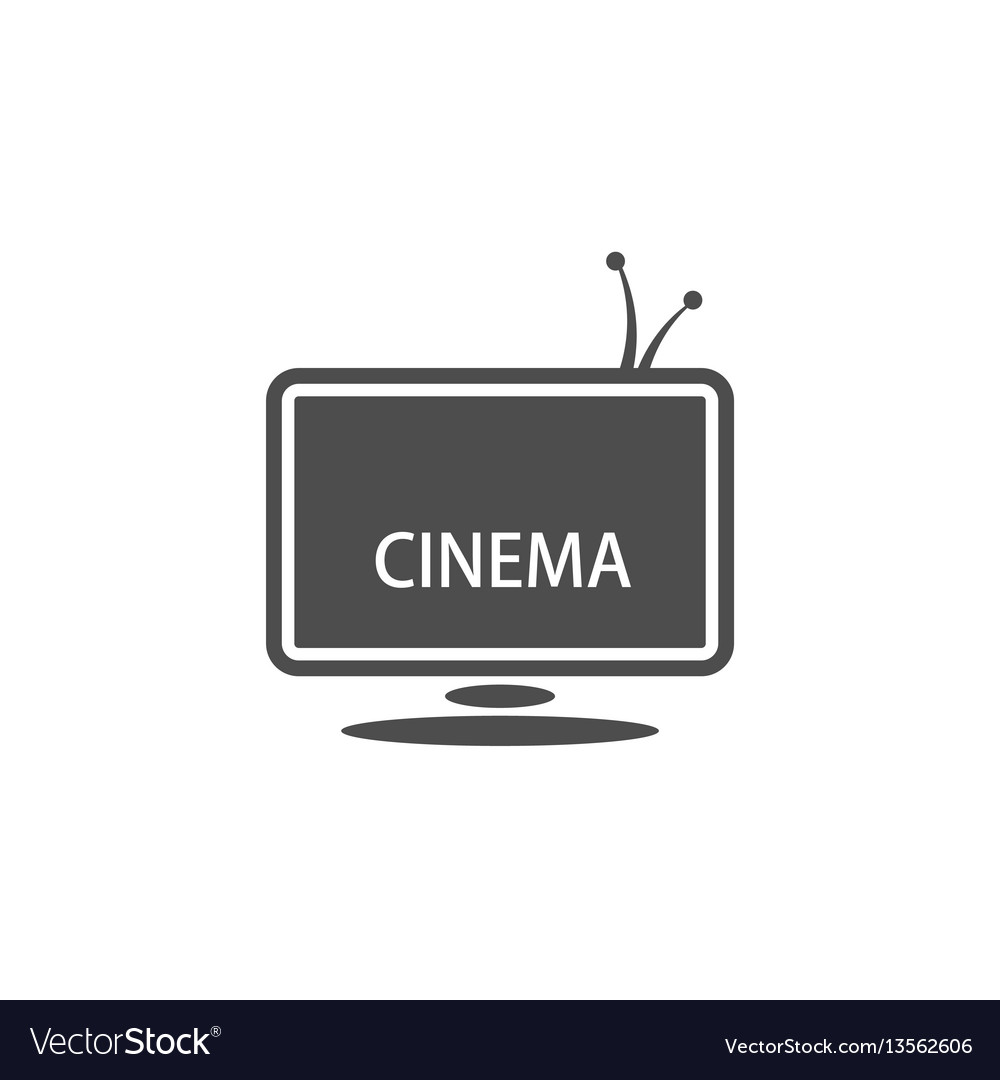 Hall of cinema vector image