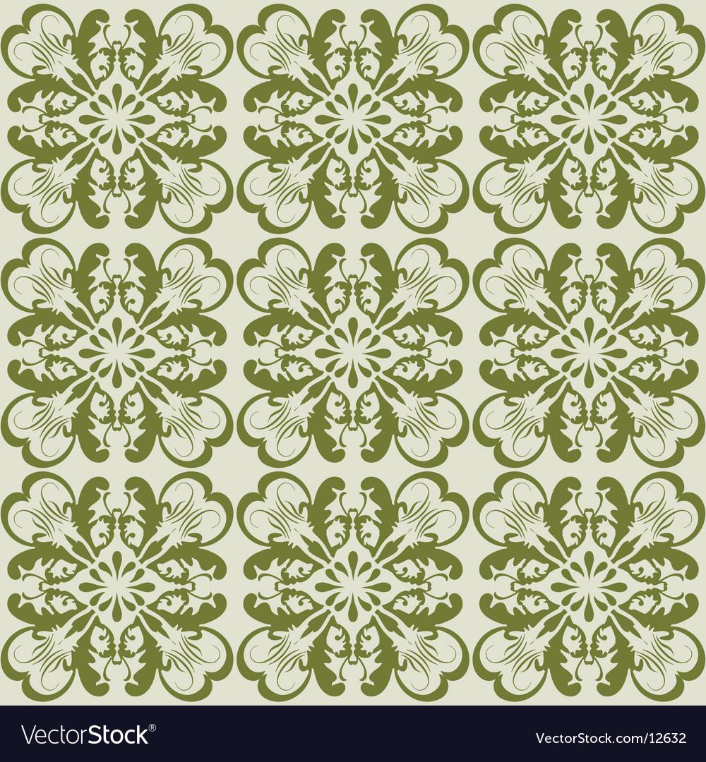 decorative wallpaper royalty free vector image - decorative wallpaper vector image