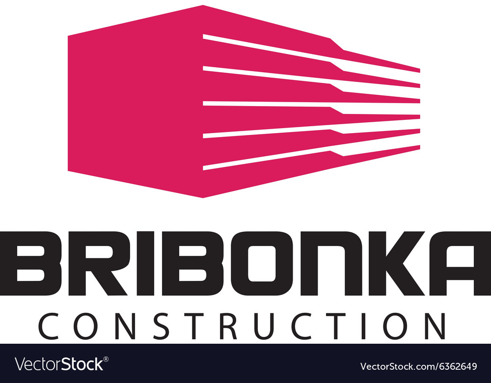 Bribonka Design vector image