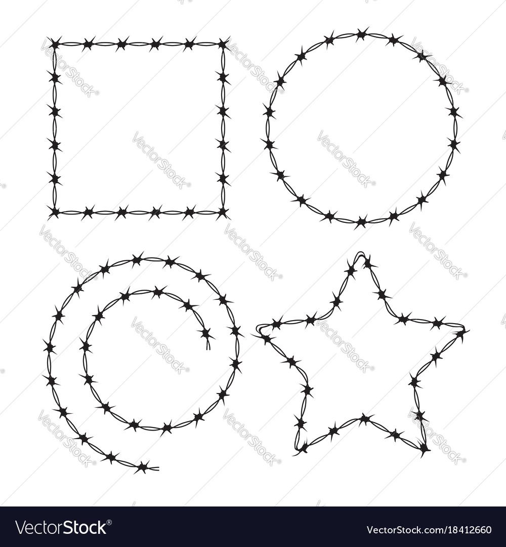 Barbed Wire Diagram - Diagram Schematic
