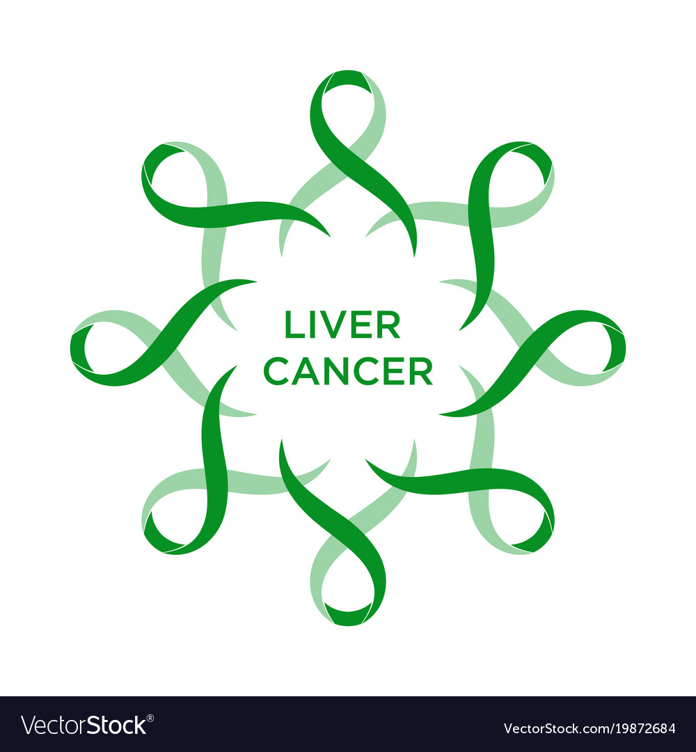 Cancer ribbon emerald color royalty free vector image cancer ribbon emerald color vector image biocorpaavc Gallery