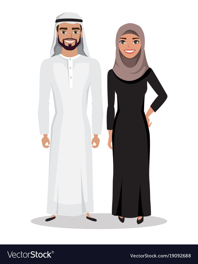 arab man with woman sex