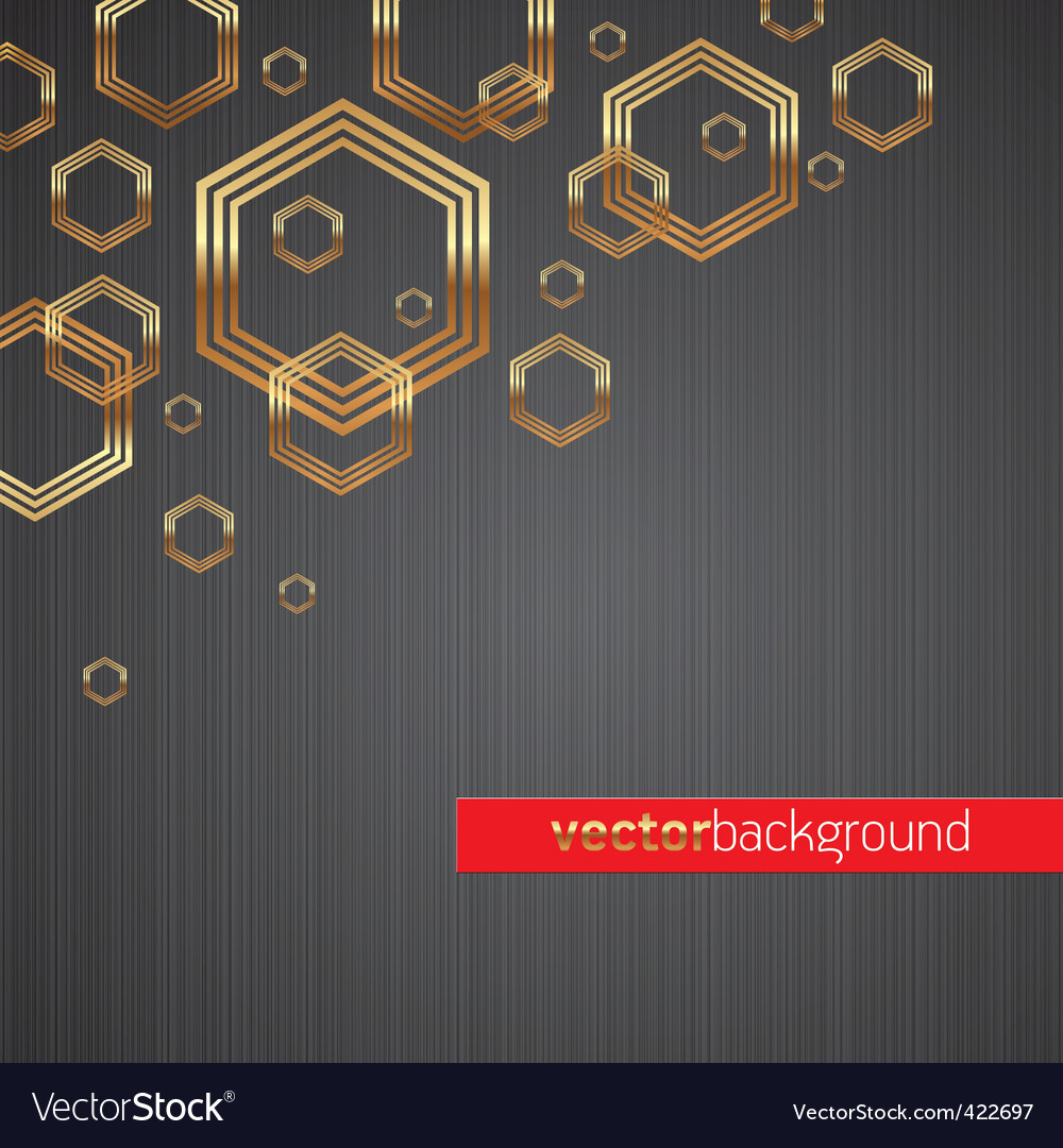 Classy background vector image