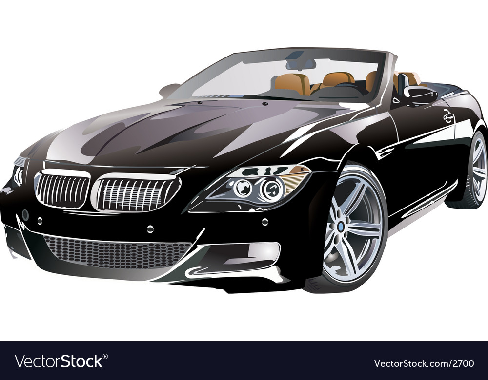 Bmw vector image