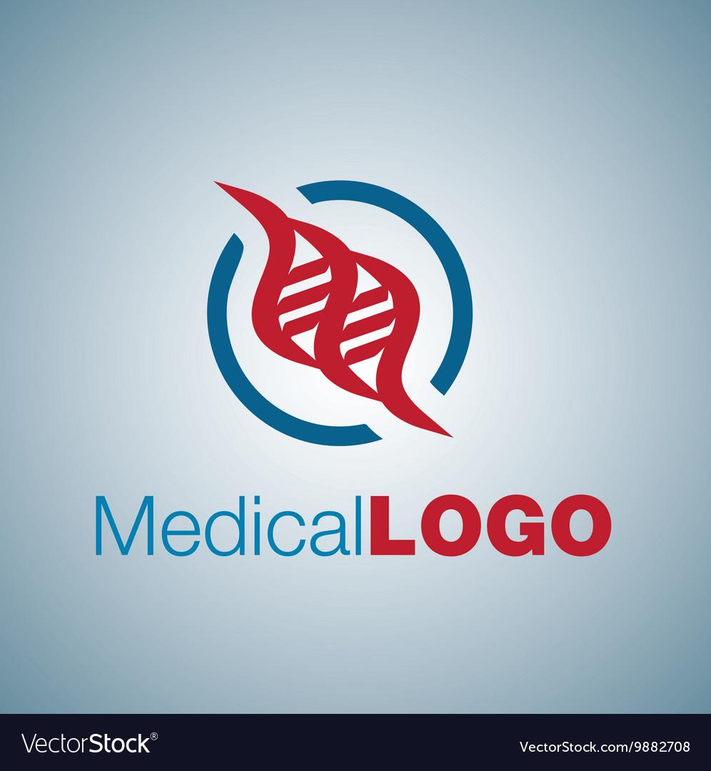 MEDICAL LOGO 15 vector image
