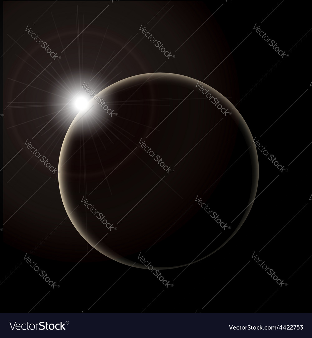 Earth planet Design concept Background vector image