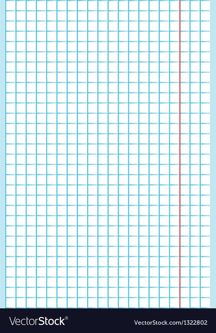 Workbook vector image