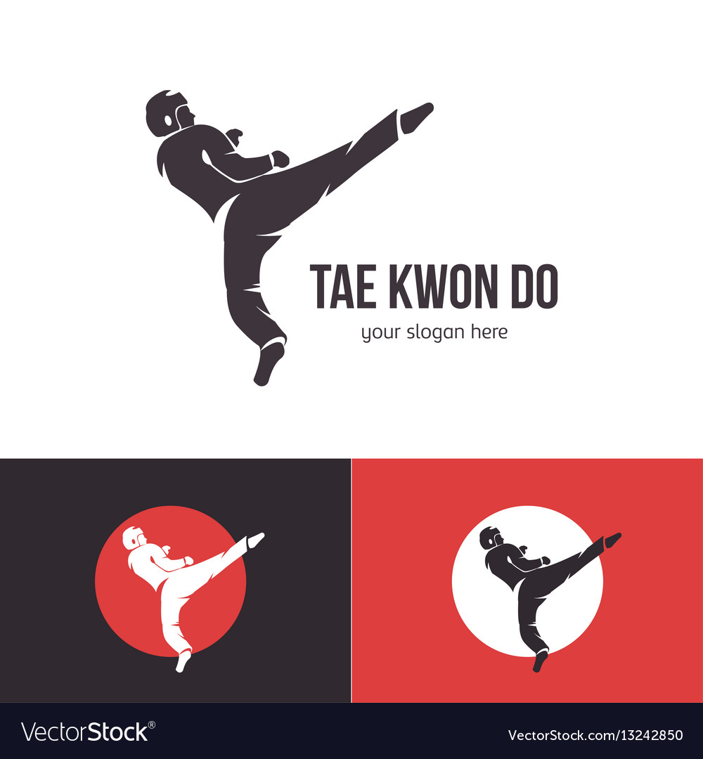 Graphic Design Martial Arts