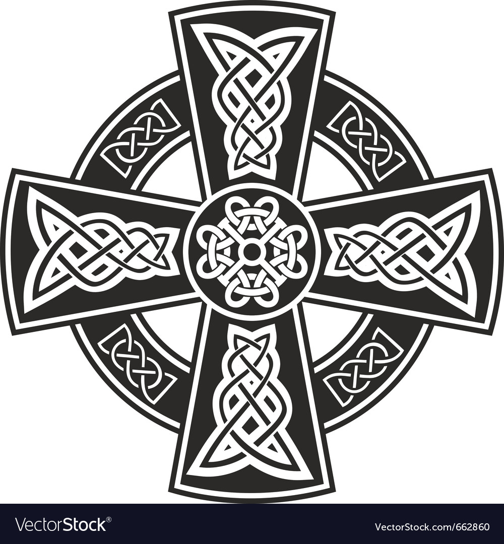 Vector Free Celtic Design