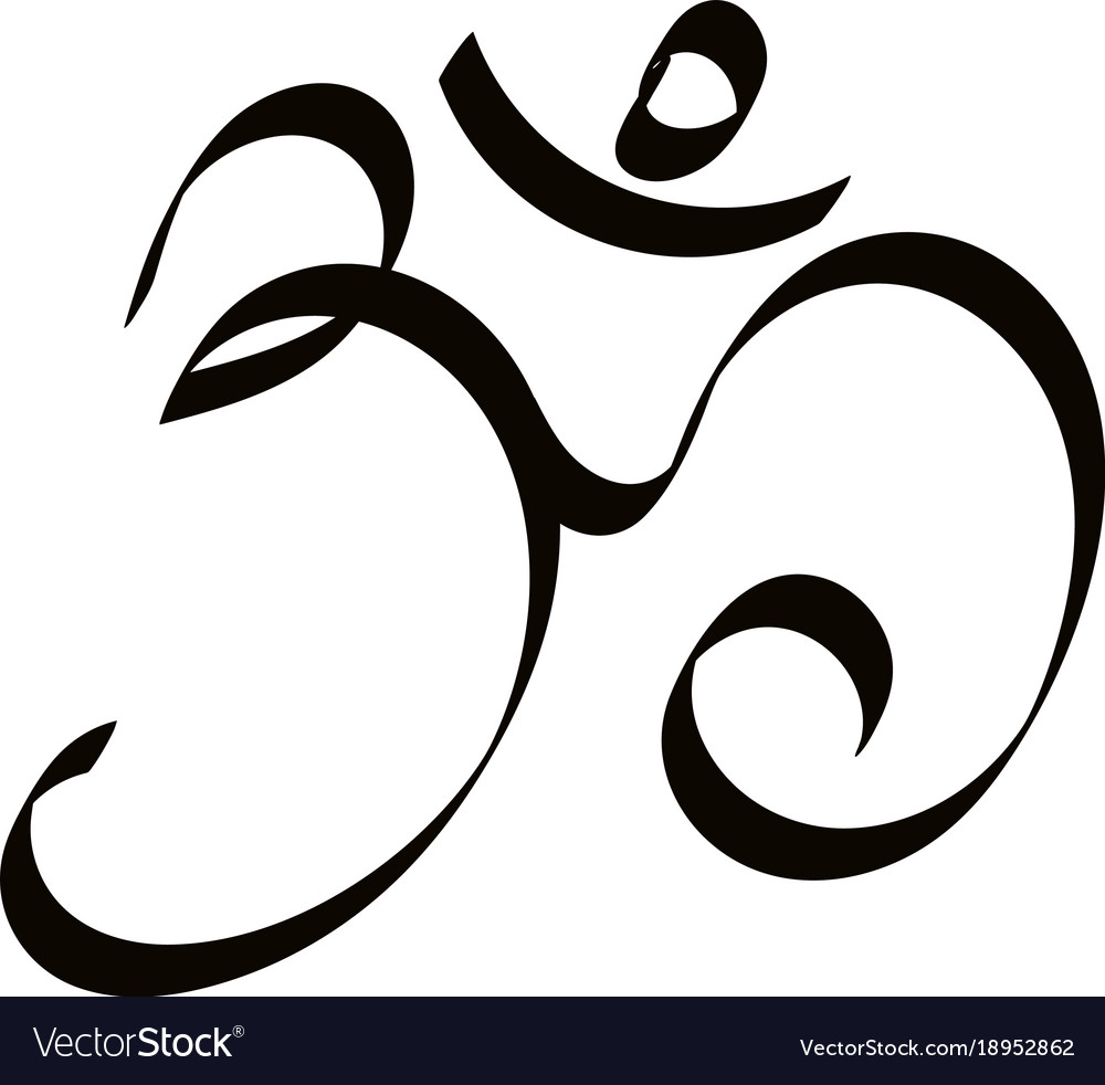 Art ohm sign om symbol yoga aum symbolizing vector image art ohm sign om symbol yoga aum symbolizing vector image buycottarizona