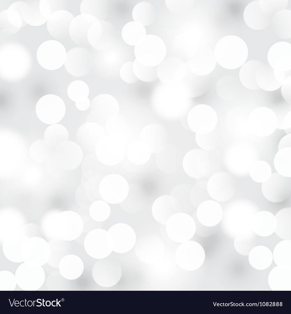 Light silver abstract background vector image