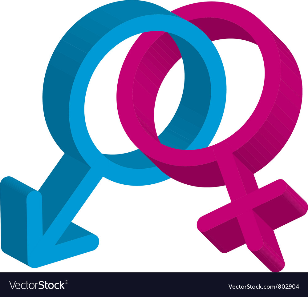 Male female symbol royalty free vector image vectorstock male female symbol vector image buycottarizona