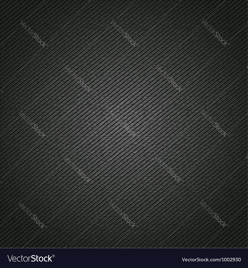 Striped metal surface for background vector image
