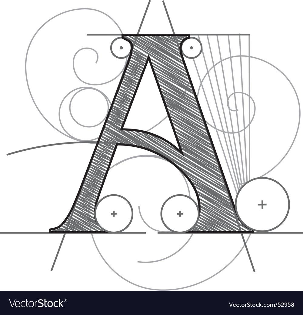 A vector image