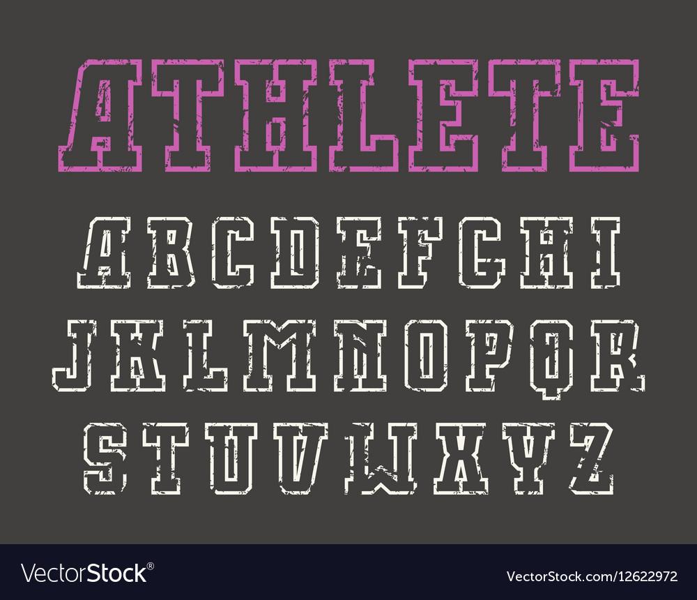 [Image: slab-serif-contour-font-in-sport-style-v...622972.jpg]