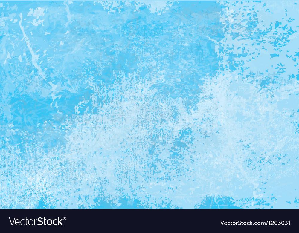 Ice texture vector image