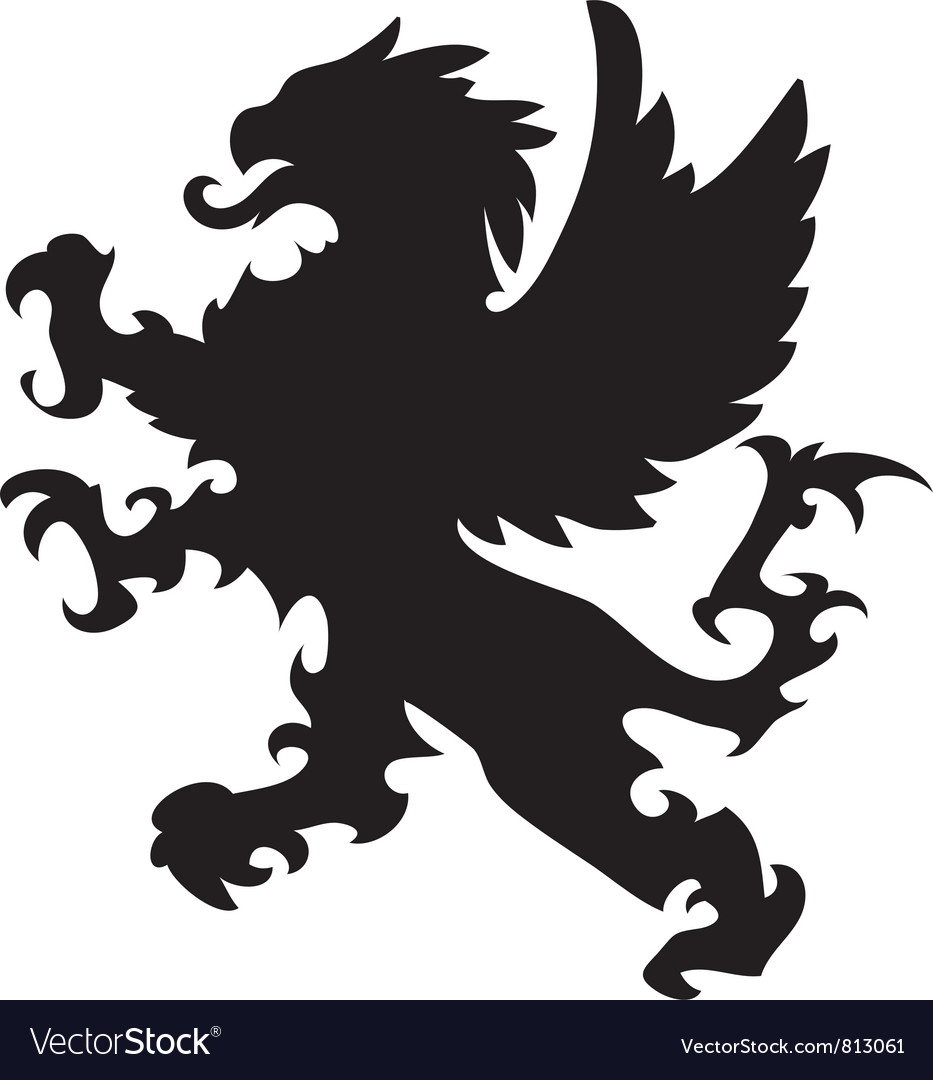 Gryphon Vector Image