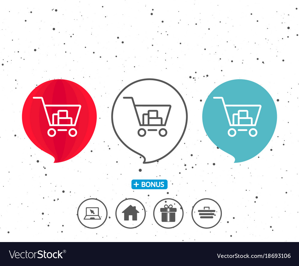 speech outline online shopping