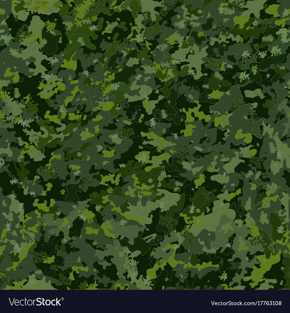 Invisible seamless pattern vector image