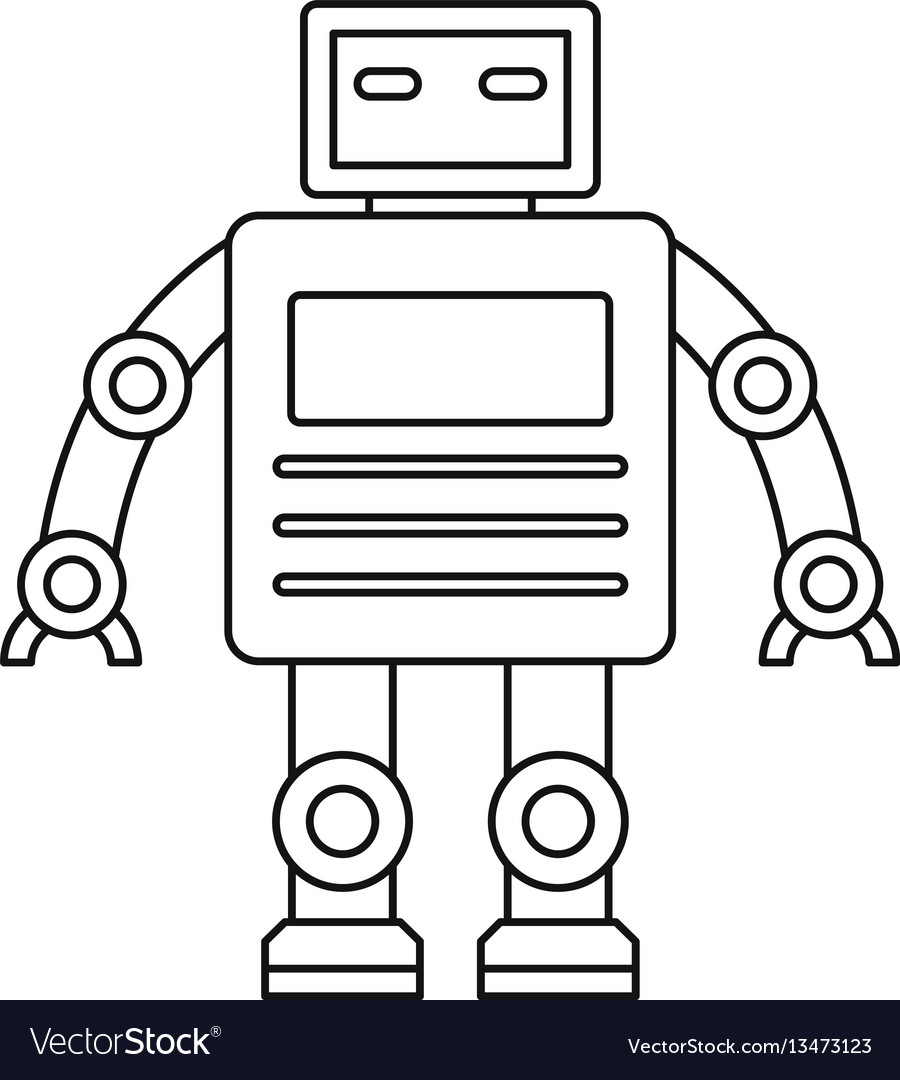 List Of Synonyms And Antonyms Of The Word Square Robot
