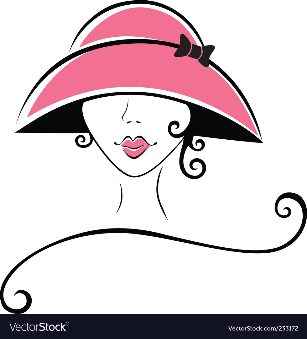 Fashion Icon Royalty Free Vector Image Vectorstock
