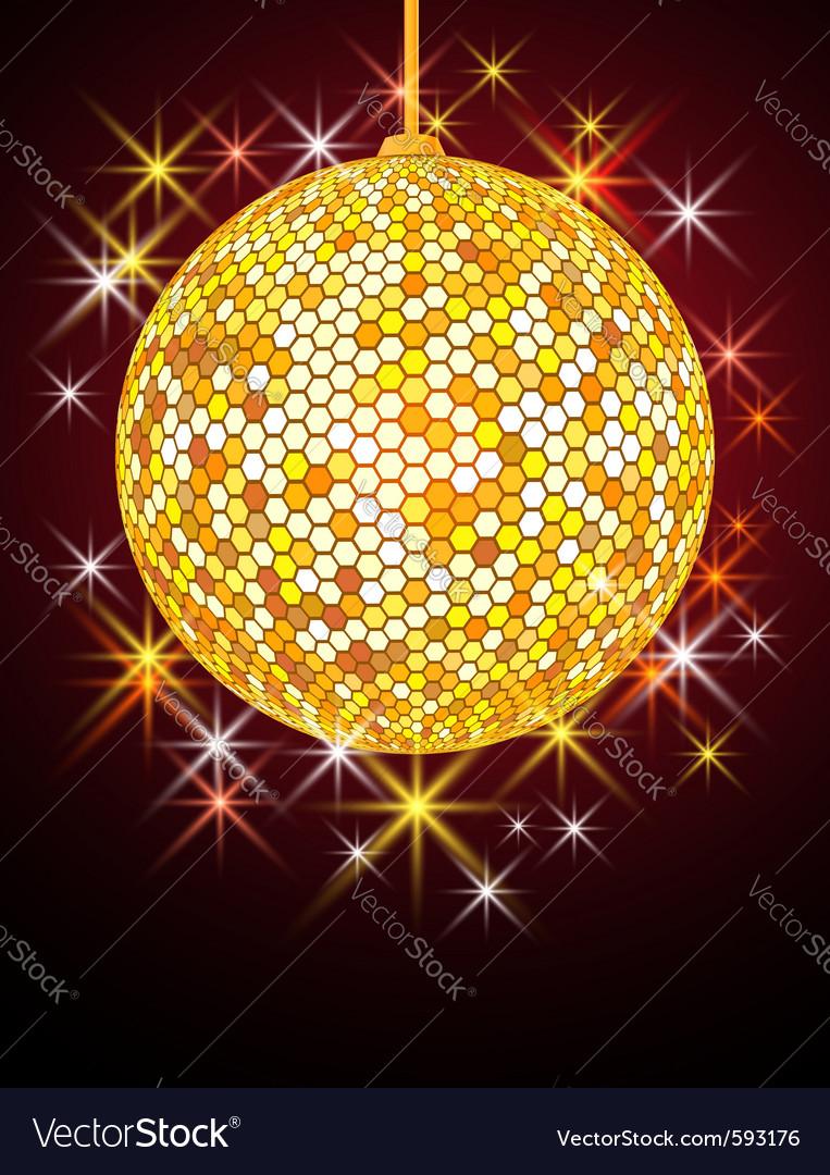 Celebratory background Vector Image