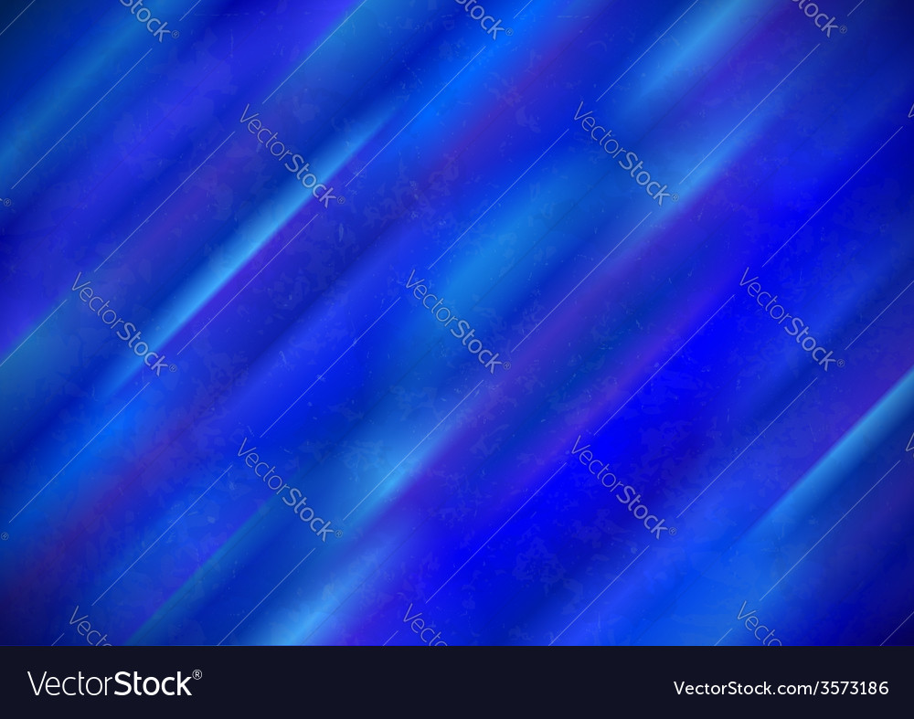 Abstract blue stains vector image