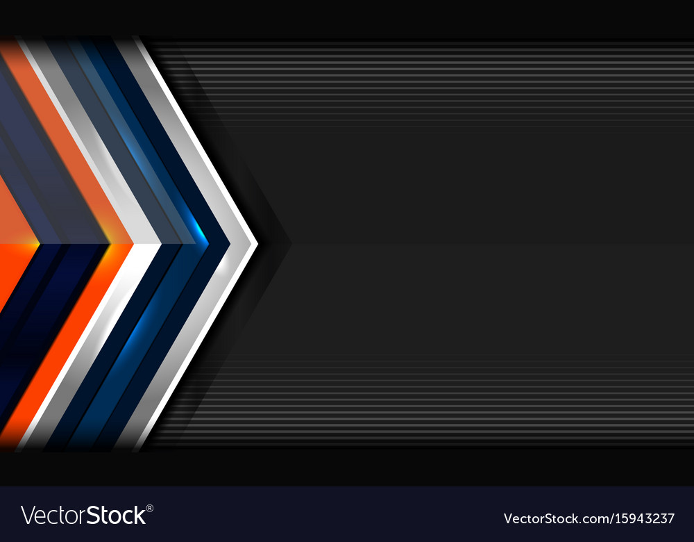 Background geometric vector image
