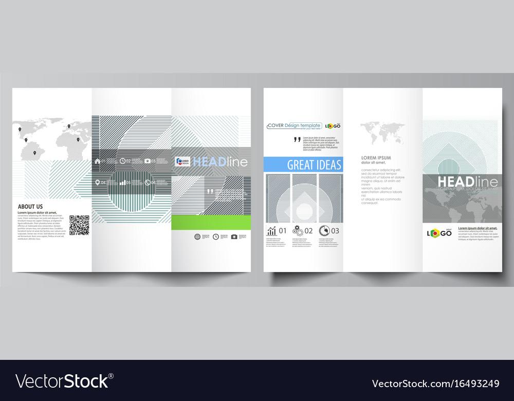 how to fold tri fold brochure