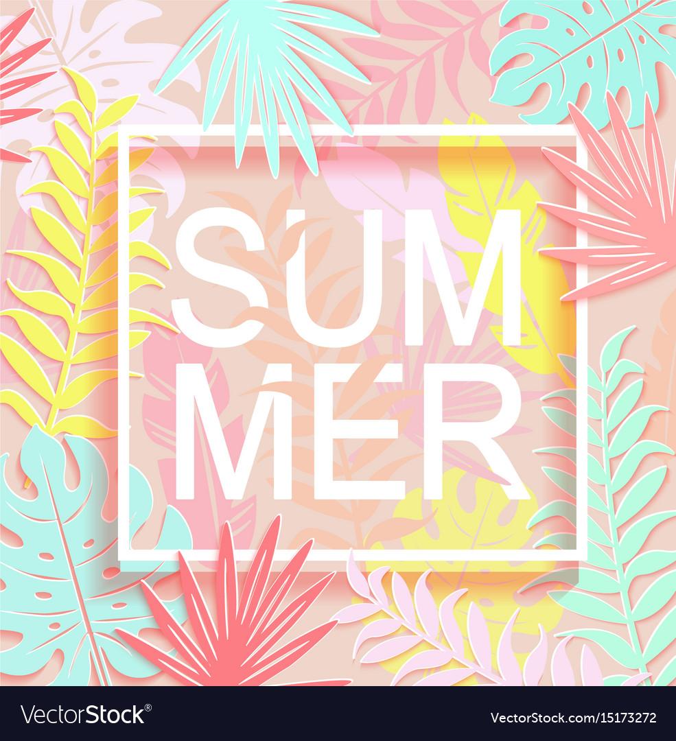 word of summer