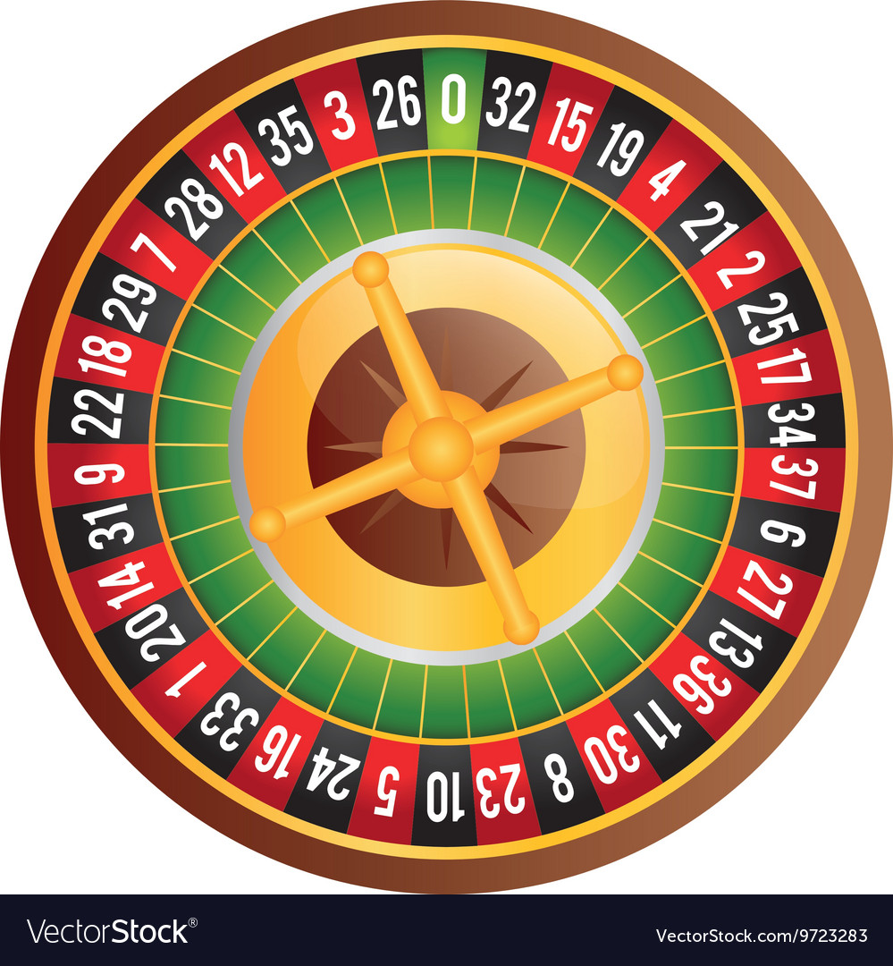 Roulette icon vector gambling illegal hawaii