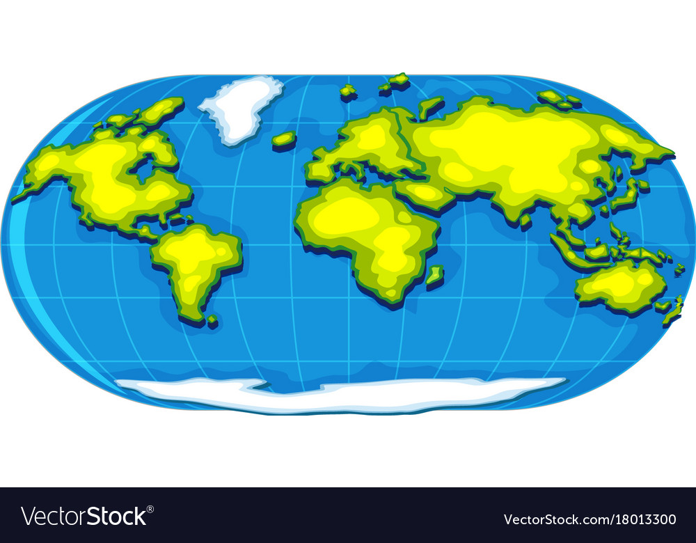 Geography poster with world map royalty free vector image geography poster with world map vector image gumiabroncs Choice Image