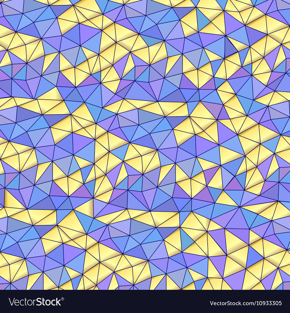Geometry design modern vector image