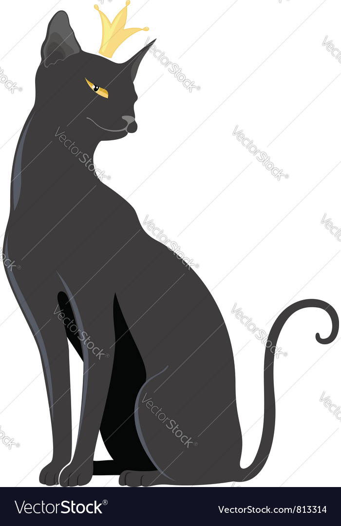 Queen vector image