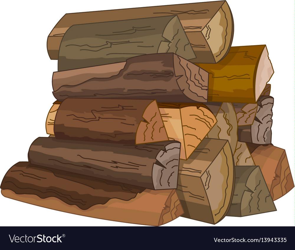 Cartoon Wood Patterns — Medialoot