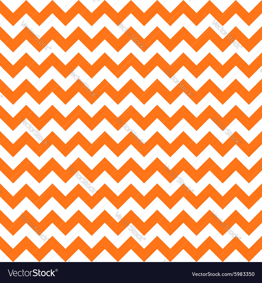Halloween chevron seamless pattern Royalty Free Vector Image