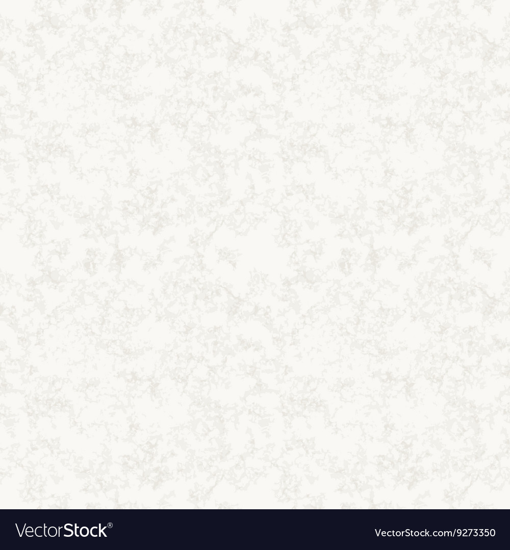 Rough paper texture white seamless pattern vector image