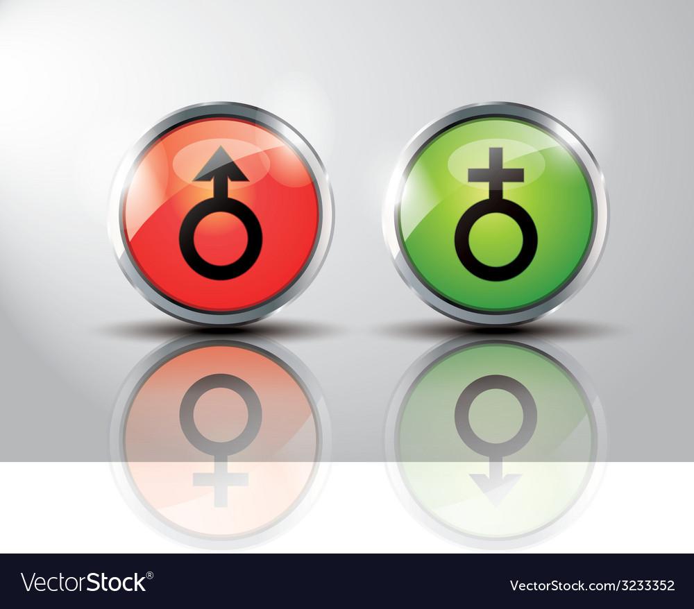 Sex icon vector image