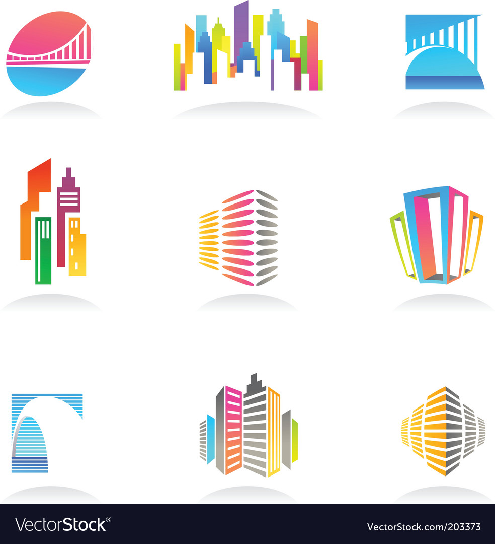 real estate logo ideas. free real estate logo vector.