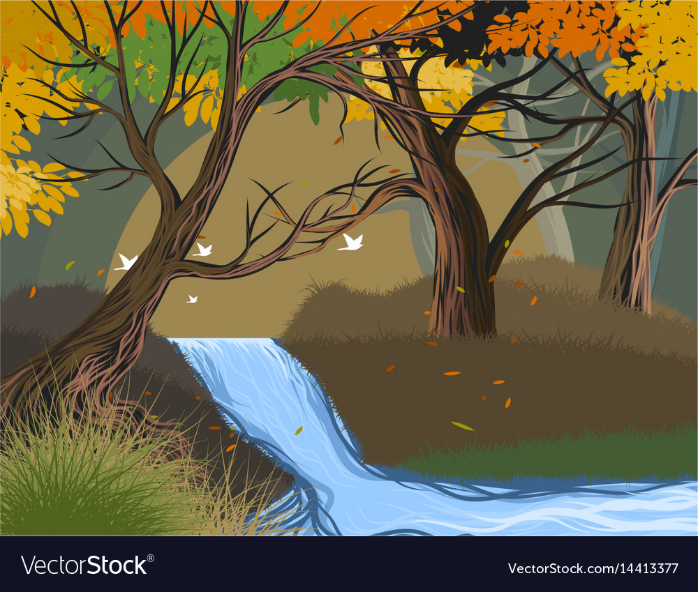 vectors of rivers stream free vector graphics everypixel everypixel